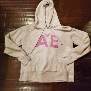 AMERICAN EAGLE AE HOODIE GIRLS SZ LARGE